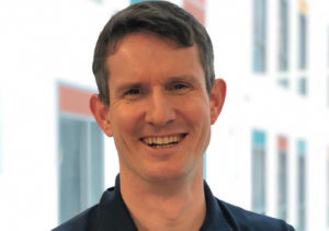 Cardiothoracic surgery clinical lead Doug West