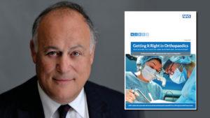 Professor Tim Briggs CBE and the GIRFT orthopaedics follow up report