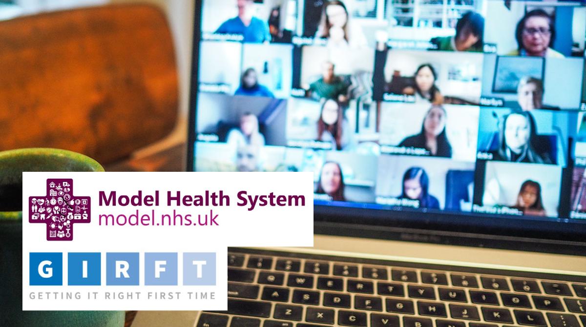 Model Health System and GIRFT webinar